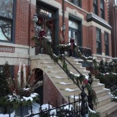 Lincoln Park Winter Display
